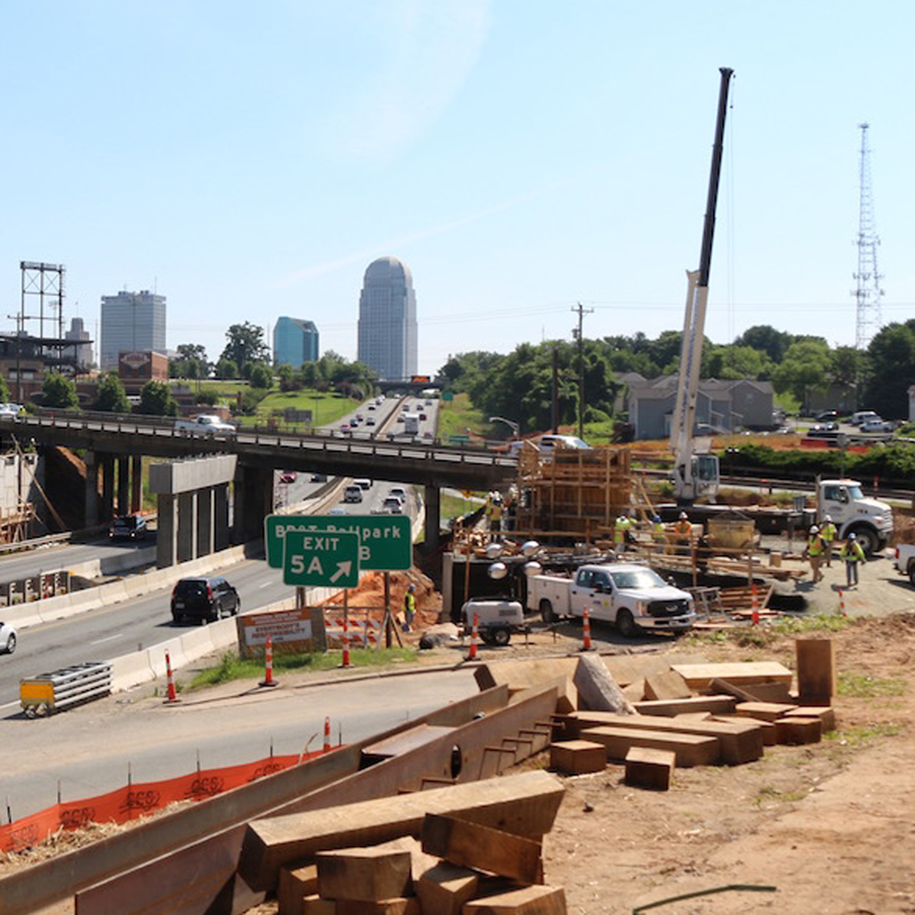 Winston-Salem Business 40 Improvements Project
